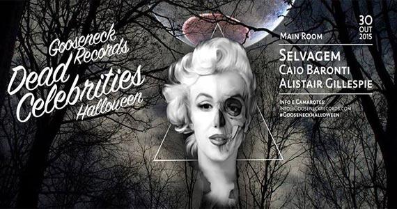 The Year realiza Festa de Halloween com muitas atrações na sexta Eventos BaresSP 570x300 imagem