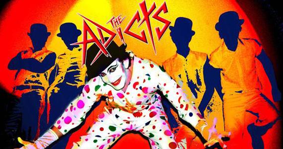 The Adicts se apresenta no Cine Joia em setembro Eventos BaresSP 570x300 imagem