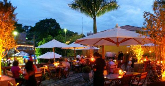 The Garden oferece divertido e descontraído happy hour com drinks especiais Eventos BaresSP 570x300 imagem