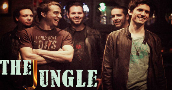 The Jungle se apresenta ao som de muito pop rock no Dublin