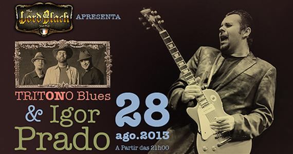 The Lord Black Irish Pub recebe o músico Igor Prado com Tritono Blues Eventos BaresSP 570x300 imagem