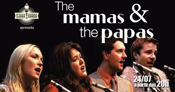 O grupo The Mamas & The Papas se apresenta na Terra da Garoa nesta quinta-feira Eventos BaresSP 570x300 imagem