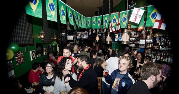 Banda Black & Back e DJ David Rock animam a noite de sábado do The Pub São Paulo Eventos BaresSP 570x300 imagem