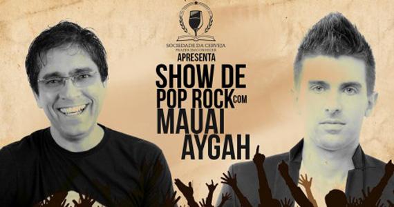 Sociedade da Cerveja recebe Mauai e Aygah para embalar a terça-feira com muito pop rock no The Sailor Eventos BaresSP 570x300 imagem