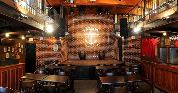 The Sailor comemora aniversário da casa com 12 horas de música em uma Super Saturday Eventos BaresSP 570x300 imagem