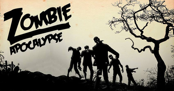 Quinta-feira é dia do Apocalypse Zombie com banda Junkie Box e DJ Marcinho no The Sailor Eventos BaresSP 570x300 imagem