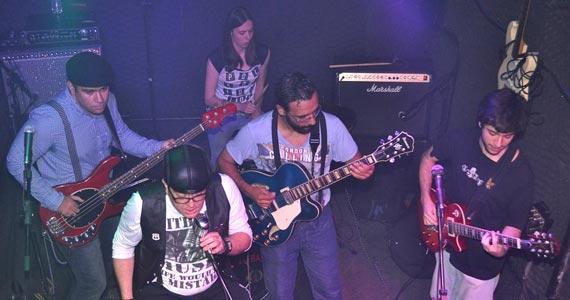 B Music Bar apresenta a Rockabily Four Party com show da Banda The Trapos Eventos BaresSP 570x300 imagem