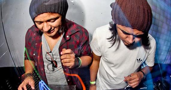 The Twins tocam com iPads no Absolut Inn nesta quinta-feira Eventos BaresSP 570x300 imagem