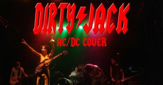 Noite de Rock acontece no The Wall Café com a banda Dirty Jack AC/DC Cover no sábado Eventos BaresSP 570x300 imagem