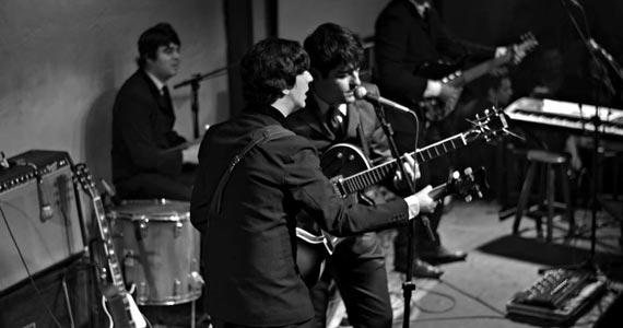 Clássicos do rock com a banda Valveds Beatles Cover agitam o The Wall Café Eventos BaresSP 570x300 imagem