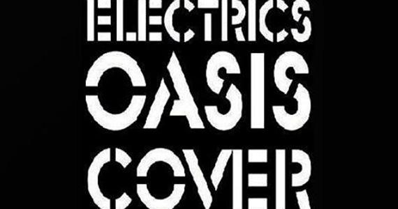 Electrics Oasis Cover animando a noite de sexta-feira no The Wall Café Eventos BaresSP 570x300 imagem