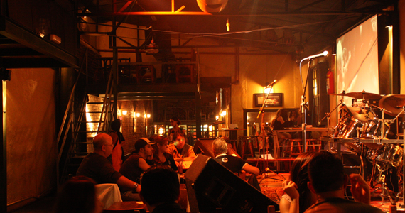 Cover de Metallica nesta sexta-feira no The Wall Café - Rota do Rock BaresSP 570x300 imagem