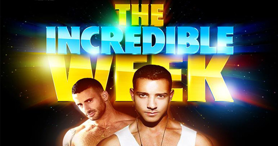 The Week embala o domingo com a Festa The Incredible Week Eventos BaresSP 570x300 imagem