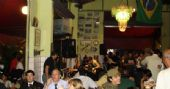 Happy Hour com petiscos, cerveja gelada MPB e Bossa no Bar do Arnesto