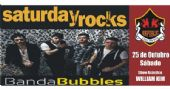 William Kim e banda Bubbles comandam a noite no Republic Pub neste s�bado