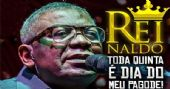 Pagode do Reinaldo todas as quintas-feiras no Templo Bar de F�
