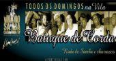 Domingo é dia de curtir o som do grupo Batuque de Corda no Vila do Samba