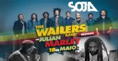 Julian Marley & The Wailers e SOJA no Espa�o das Am�ricas