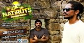 Natiruts faz show de lan�amento do DVD Natiruts Reggae Brasil no Espa�o das Am�ricas