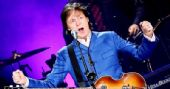 Paul MacCartney se apresenta com a turn�
