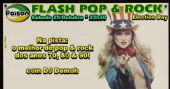 Flash Pop & rock com DJ Demoh animando o s�bado do Poison Bar e Balada