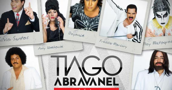 Tiago Abravanel se apresenta com a turnê Eclético no HSBC Brasil em novembro Eventos BaresSP 570x300 imagem