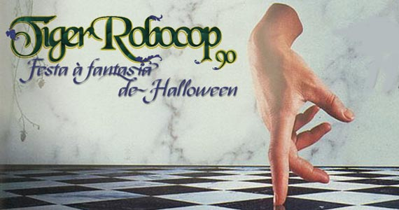 Tiger Robocop 90 - Festa à Fantasia de Halloween na Lab Club Eventos BaresSP 570x300 imagem