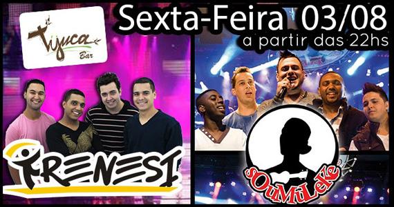 Grupo Sou Muleke se apresenta no Tijuca Bar Eventos BaresSP 570x300 imagem