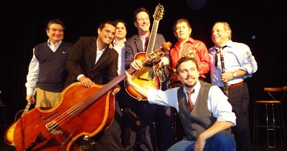 Tito Martino Jazz Band e Black Hatz comandam a noite no O Garimpo Eventos BaresSP 570x300 imagem