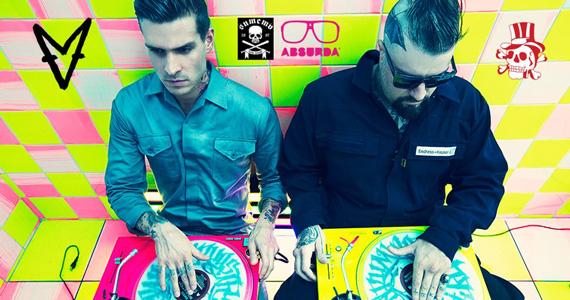 Lab Club recebe DJ Moretti e modelo Mateus Verdelho na festa Toca Tudo Eventos BaresSP 570x300 imagem