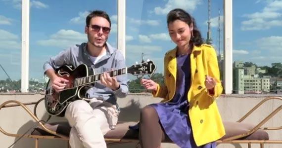 Paulo Novaes & Bruna Caram se apresentam no Tom Jazz com show autoral Eventos BaresSP 570x300 imagem
