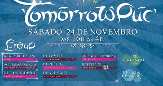 Bota Fora de Direito Tomorrow Puc acontece no sábado na Seringueira Eventos BaresSP 570x300 imagem