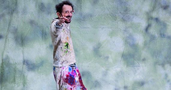 Tom Zé faz show pelo Circuito Municipal de Cultura no Teatro Martins Penna Eventos BaresSP 570x300 imagem