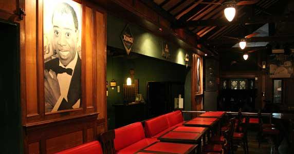 Banda Home Halls leva muito som ao Ton Ton Jazz & Music Bar Eventos BaresSP 570x300 imagem