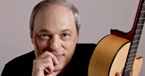 Toquinho recebe o espanhol Daniel Casares em shows no Teatro do Sesc Vila Mariana Eventos BaresSP 570x300 imagem