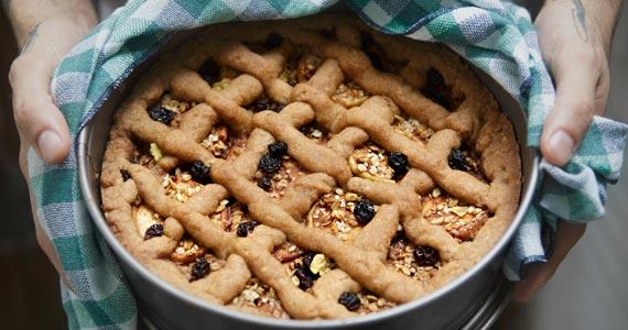 Apfel é opção de almoço vegetariano no Dia das Mães Eventos BaresSP 570x300 imagem