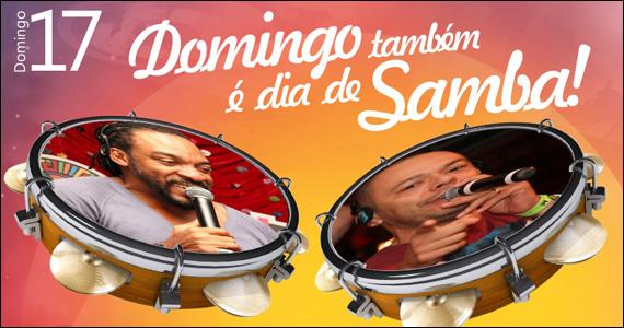 Domingo é dia de samba com convidados especiais no Templo Bar Eventos BaresSP 570x300 imagem