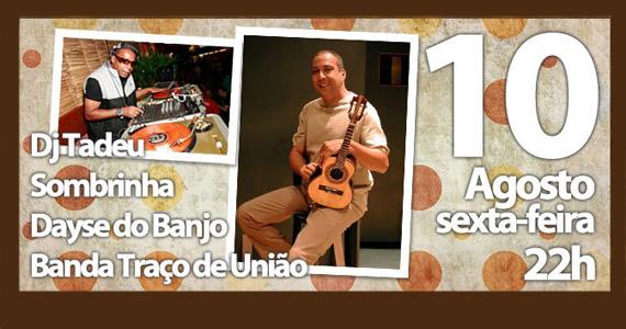 Atrações especiais na sexta-feira do Traço de União Eventos BaresSP 570x300 imagem