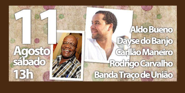 Música ao vivo no sábado do Traço de União, localizado em Pinheiros Eventos BaresSP 570x300 imagem