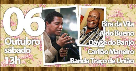 Carllão Maneiro e Bira da Vila se apresentam no Traço de União no sábado Eventos BaresSP 570x300 imagem