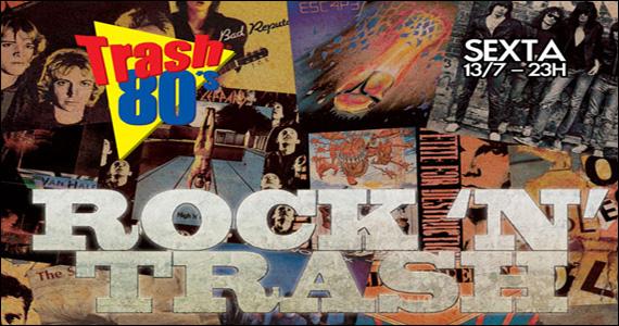 Trash comemora na sexta-feira o Dia Mundial do Rock Eventos BaresSP 570x300 imagem