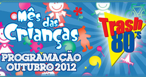 Trash 80's celebra o Dia das Crianças com homenagem aos 100 anos de Monteiro Lobato Eventos BaresSP 570x300 imagem