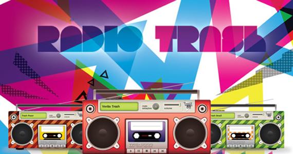 Trash 80 recebe o radialista Paulo Barboza para animar o sábado Eventos BaresSP 570x300 imagem