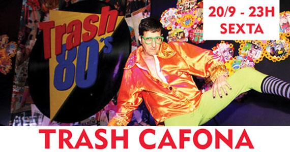 Trash 80's tem festa Trash Cafona gitando a noite de sexta-feira Eventos BaresSP 570x300 imagem