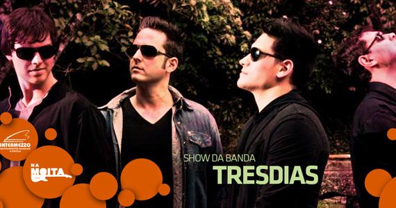 Lançamento do CD da banda Tresdias no palco do Na Mata Café  Eventos BaresSP 570x300 imagem