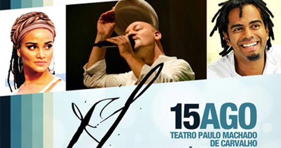 Tributo a Jair Rodrigues no Teatro Municipal Paulo Machado de Carvalho Eventos BaresSP 570x300 imagem