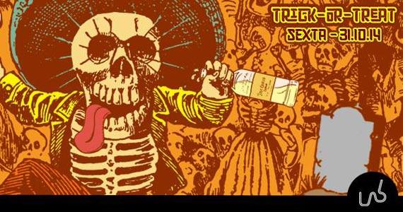 Trick or Treat especial dia dos mortos com convidados especiais na Lab Club Eventos BaresSP 570x300 imagem