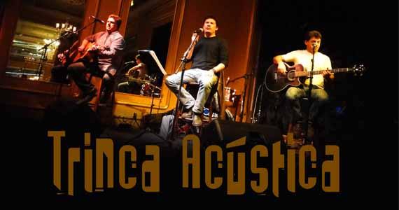 Trinca Acústica se apresenta no Boteco São Paulo na quinta-feira Eventos BaresSP 570x300 imagem