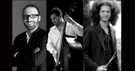 Raizzama Trio se apresenta no palco do All Of Jazz na segunda-feira Eventos BaresSP 570x300 imagem