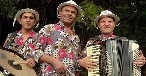 Trio Sabiá embala a noite de sábado com muito forró pé de serra no Remelexo Brasil Eventos BaresSP 570x300 imagem